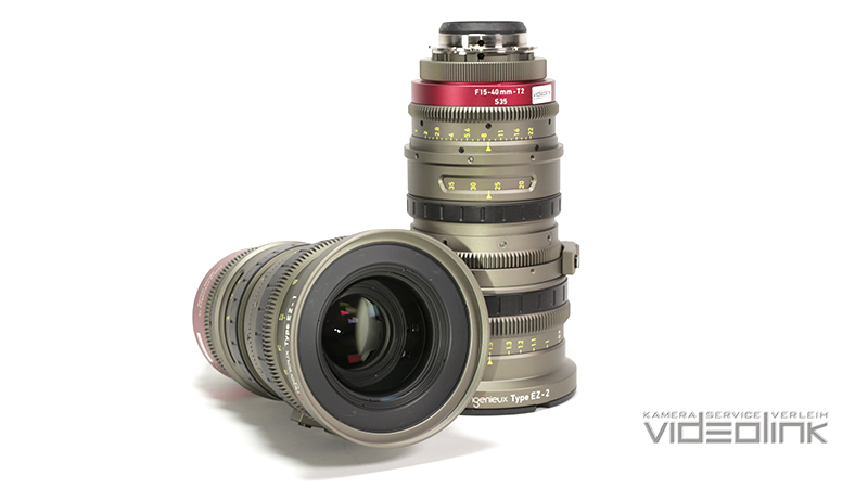 Angenieux EZ-1 Zoom 30-90mm/45-135mm T1.9/T2.9 | Videolink Munich