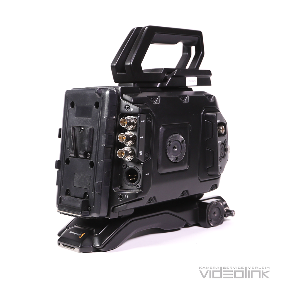 Blackmagic URSA Mini | Videolink Munich