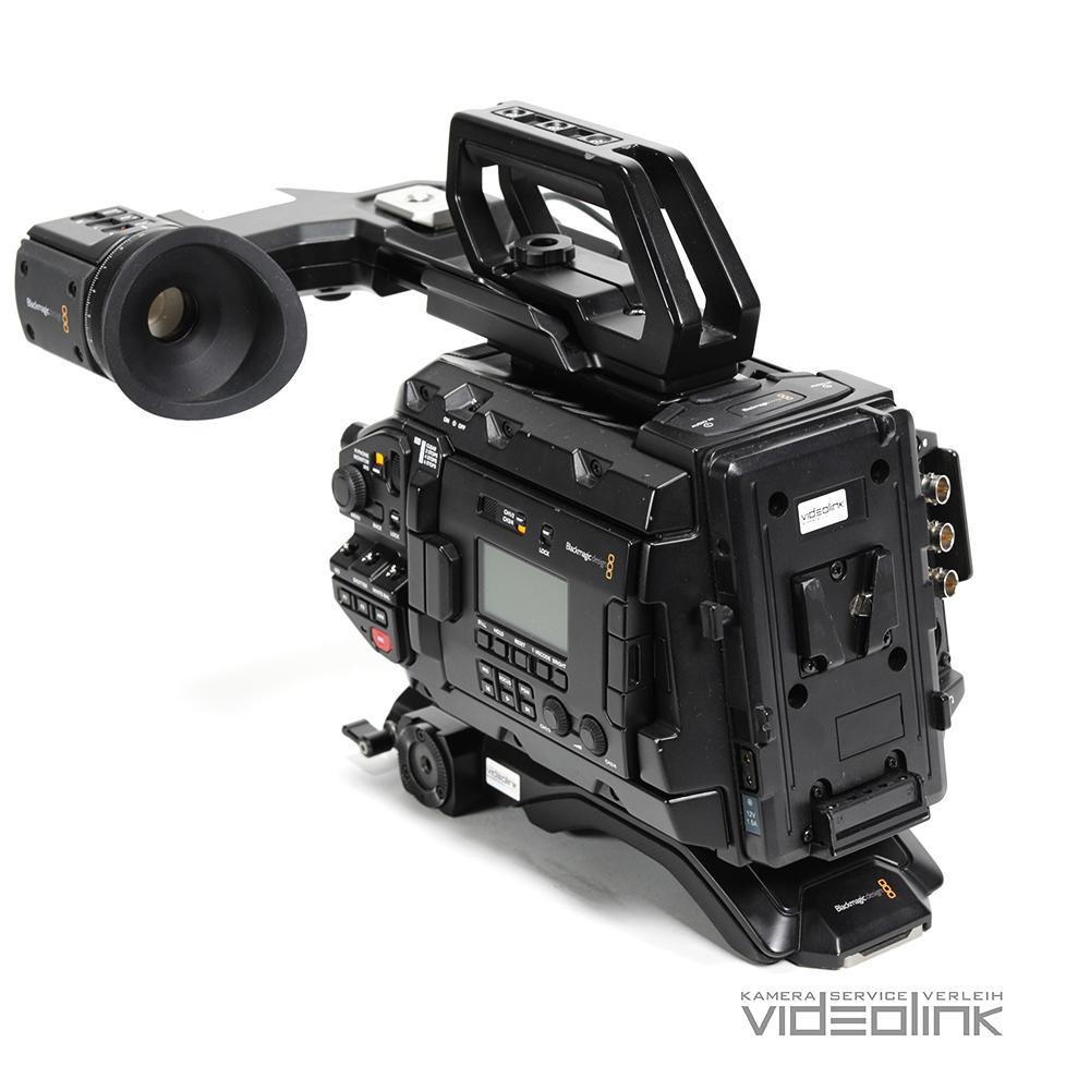 Blackmagic URSA Mini Pro 4,6K | Videolink München
