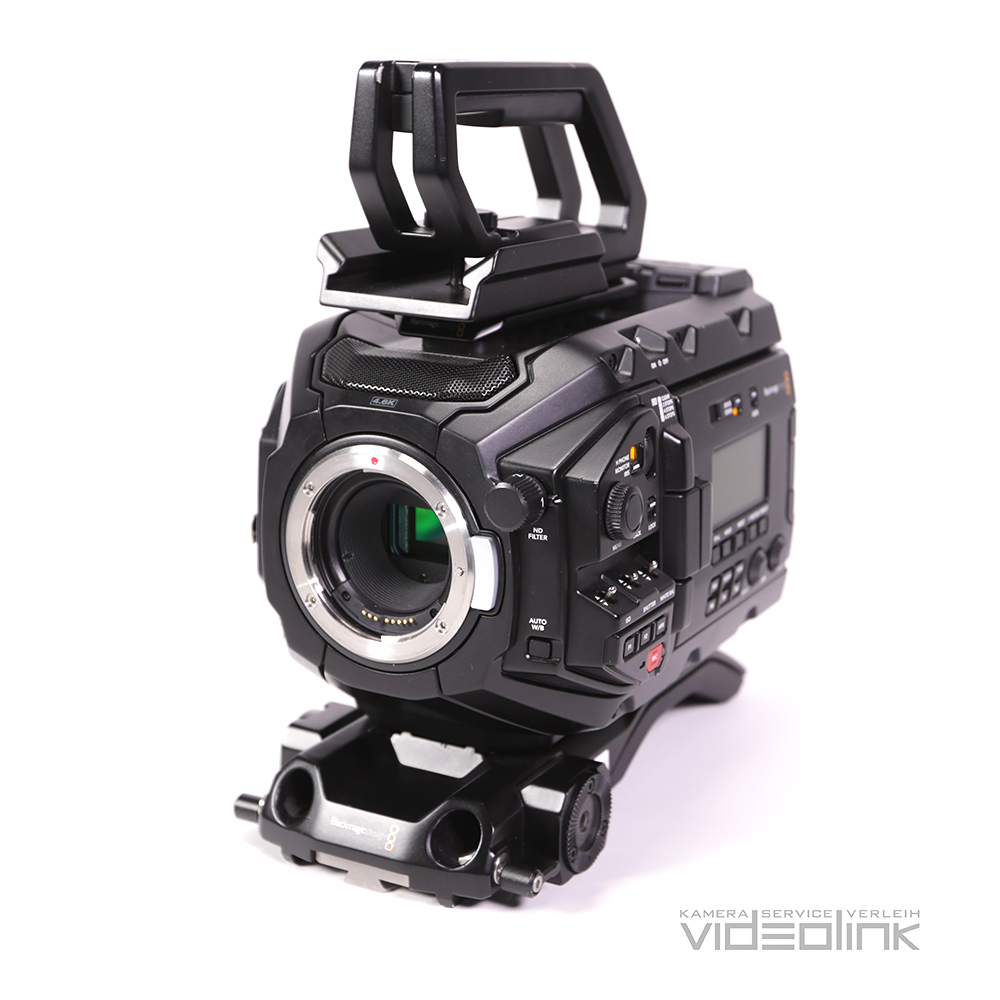 Blackmagic URSA Mini Pro 4,6K | Videolink Munich