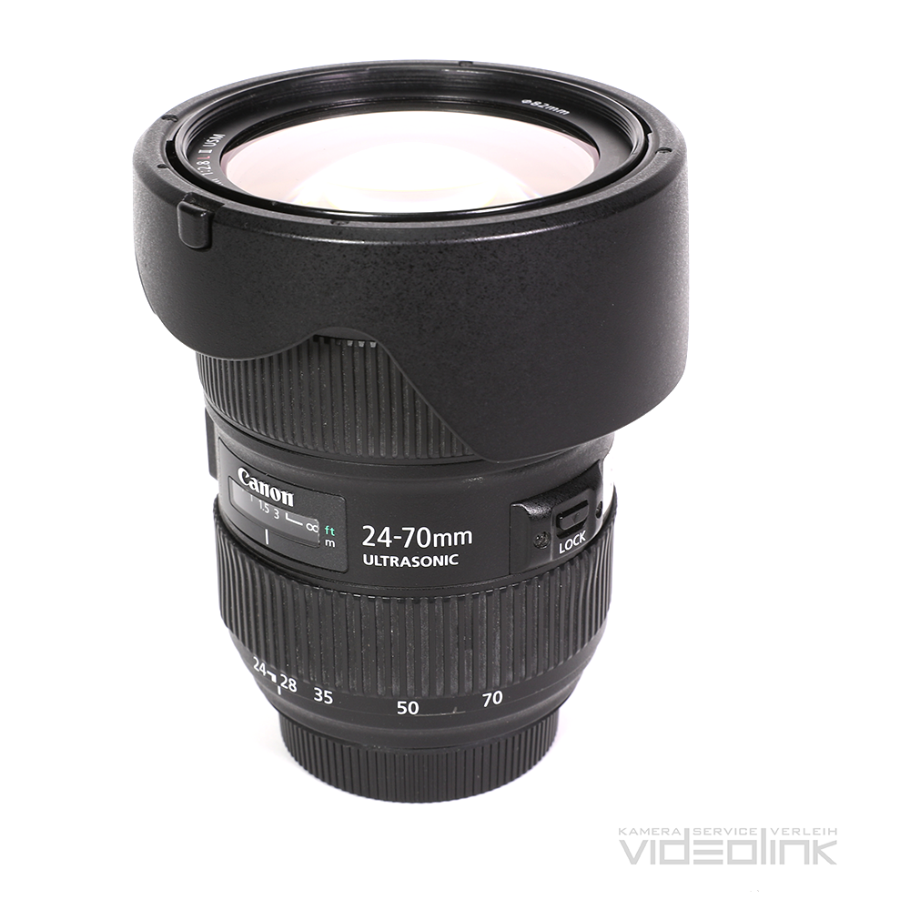 Canon EF 24-70mm F2.8 II | Videolink München