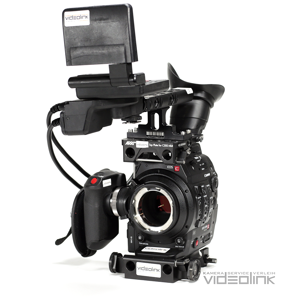 Canon EOS C300 MarkII | Videolink München