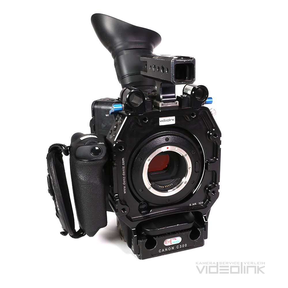 Canon EOS C300 | Videolink München