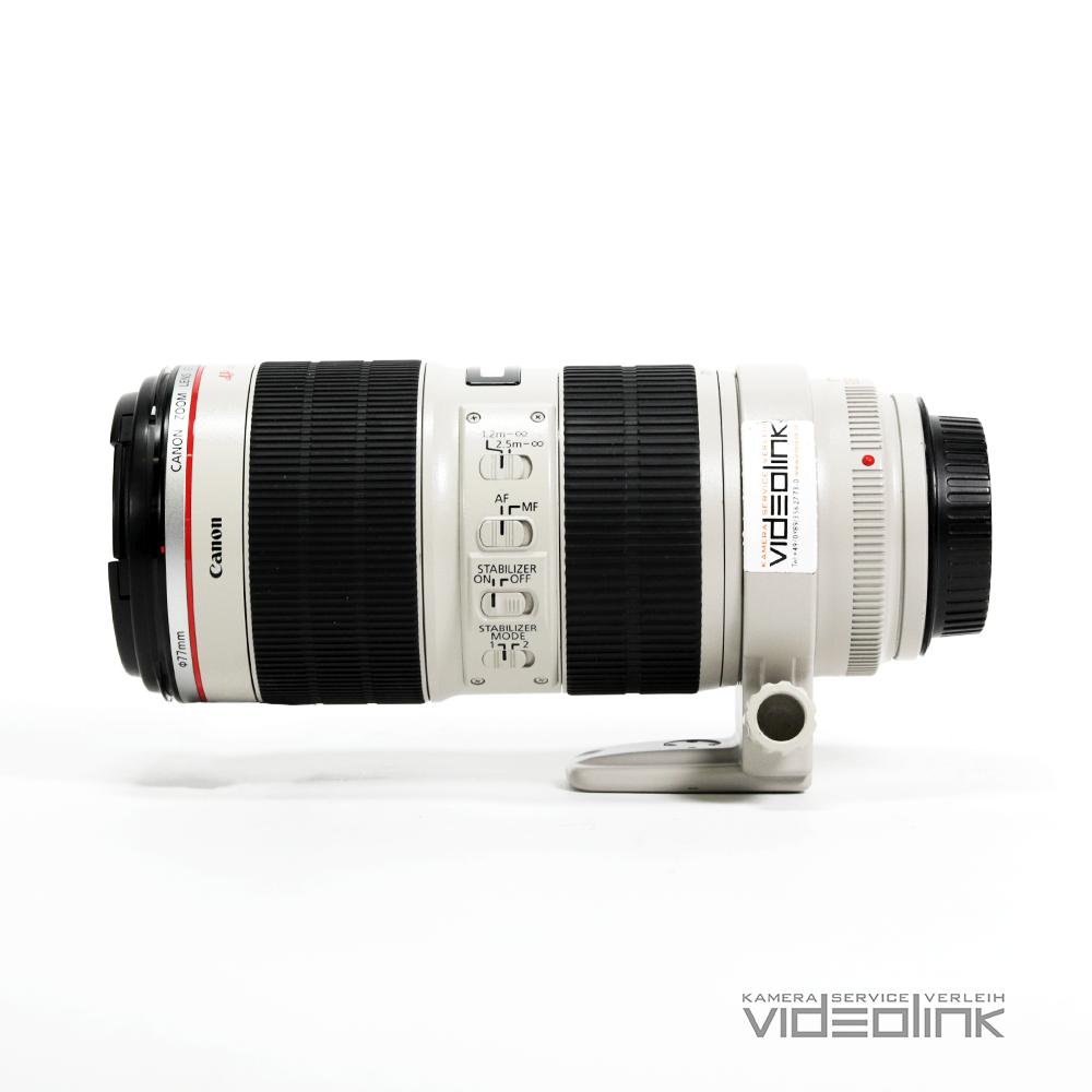 Canon EF 70-200mm F2.8 IS II | Videolink München