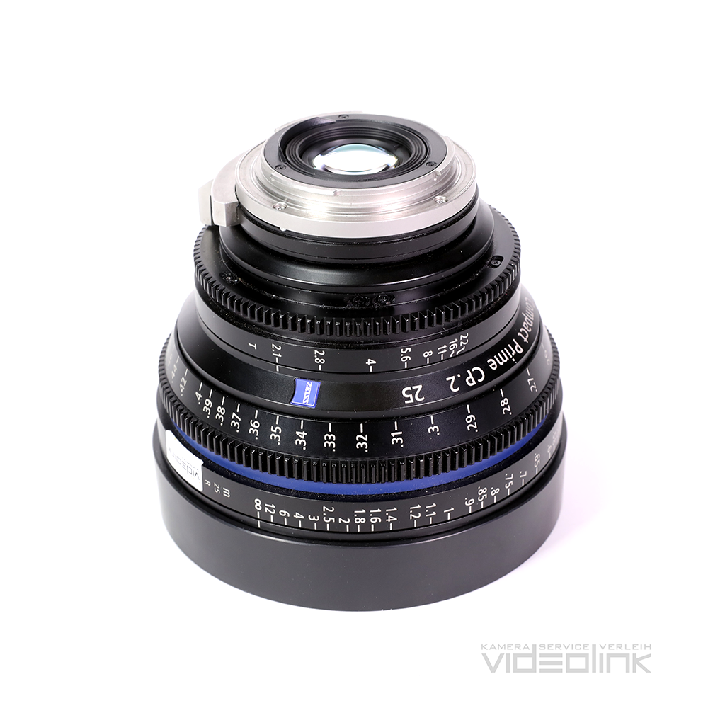 Zeiss Compact Prime CP.2 28mm T2.1 | Videolink München