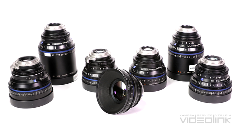Zeiss Compact Prime CP.2 15mm T2.9 | Videolink Munich