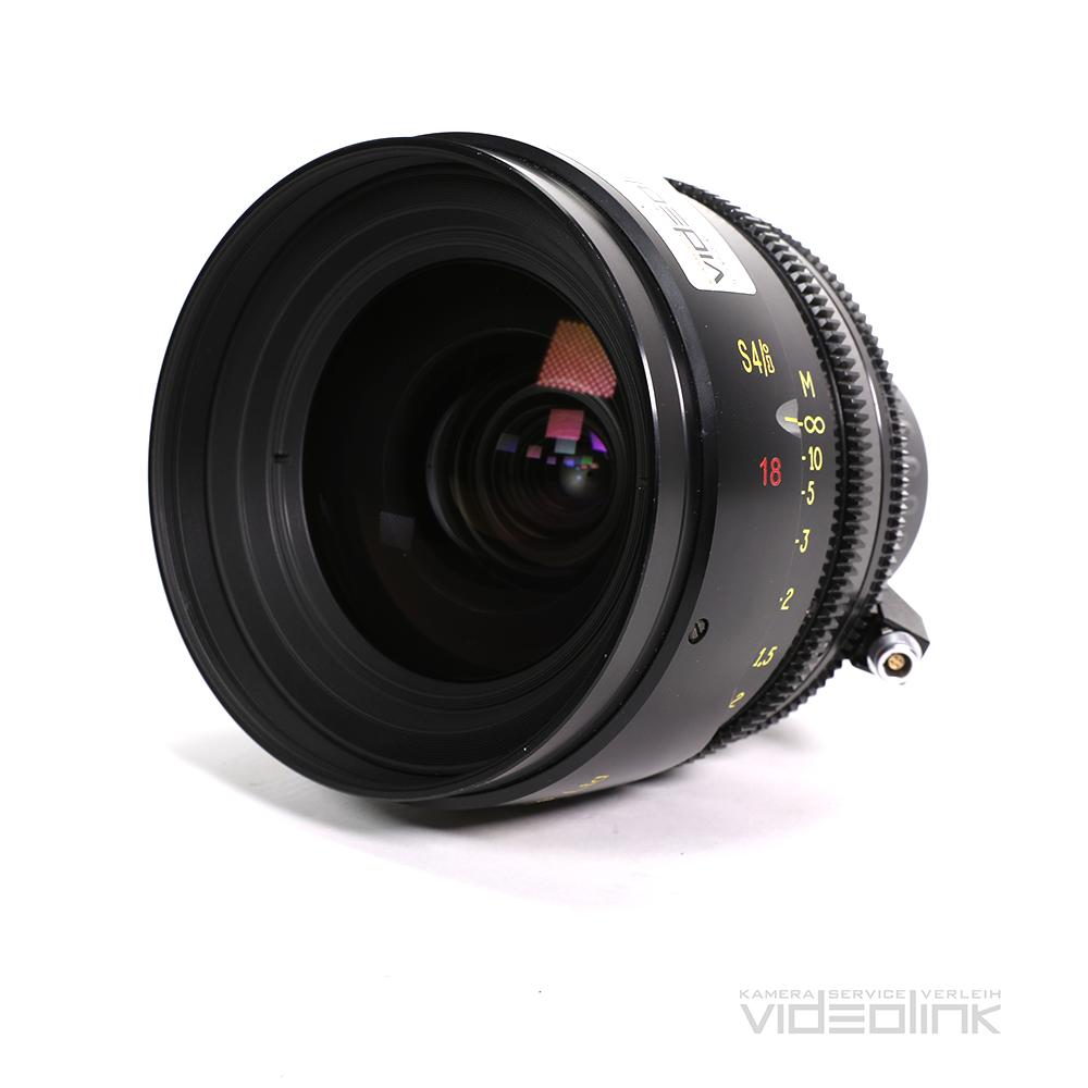 Cooke S4/i 18mm T2.0 | Videolink Munich