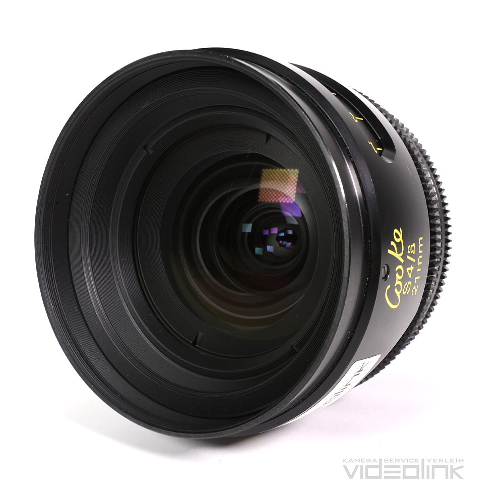 Cooke S4/i 21mm T2.0 | Videolink Munich