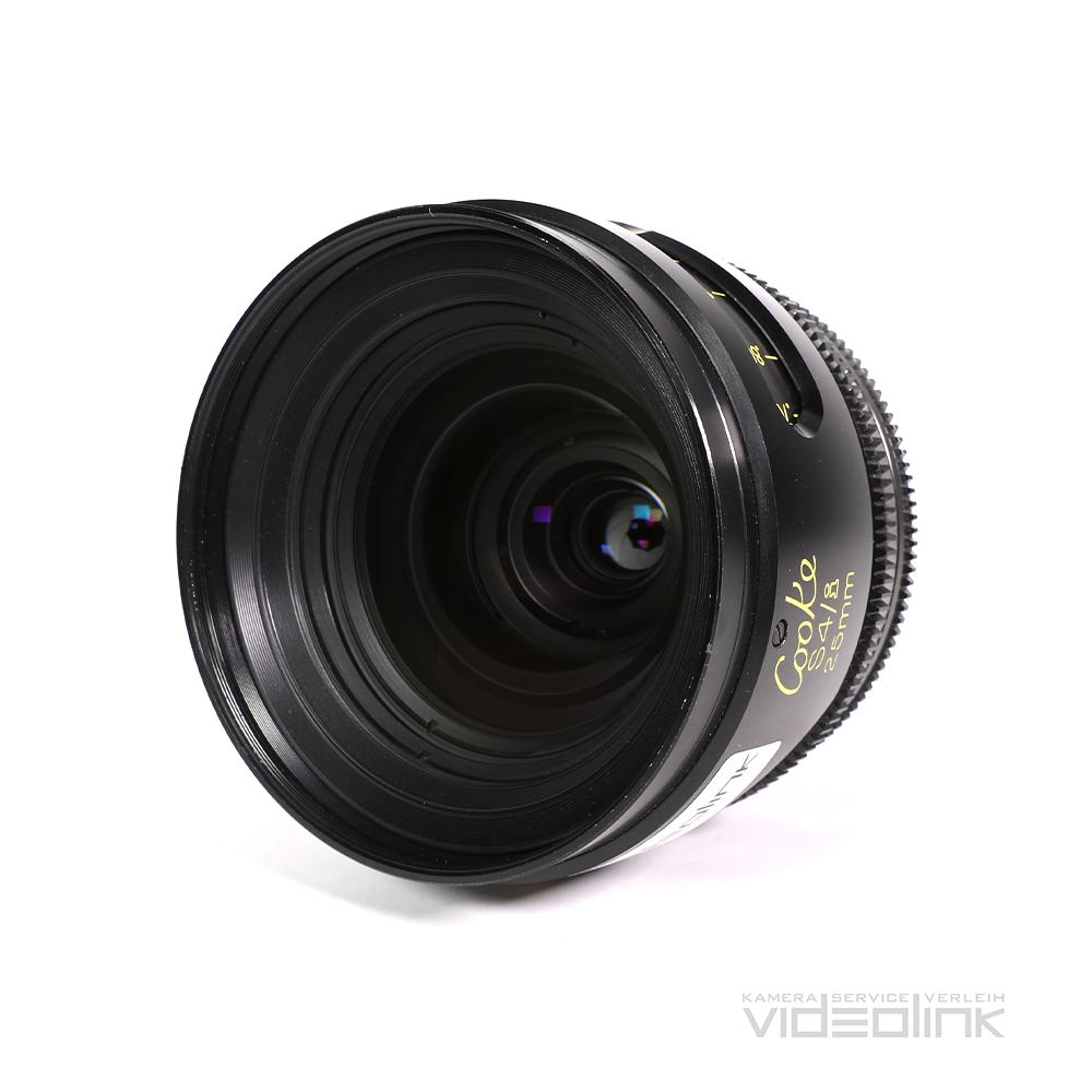 Cooke S4/i 25mm T2.0 | Videolink München