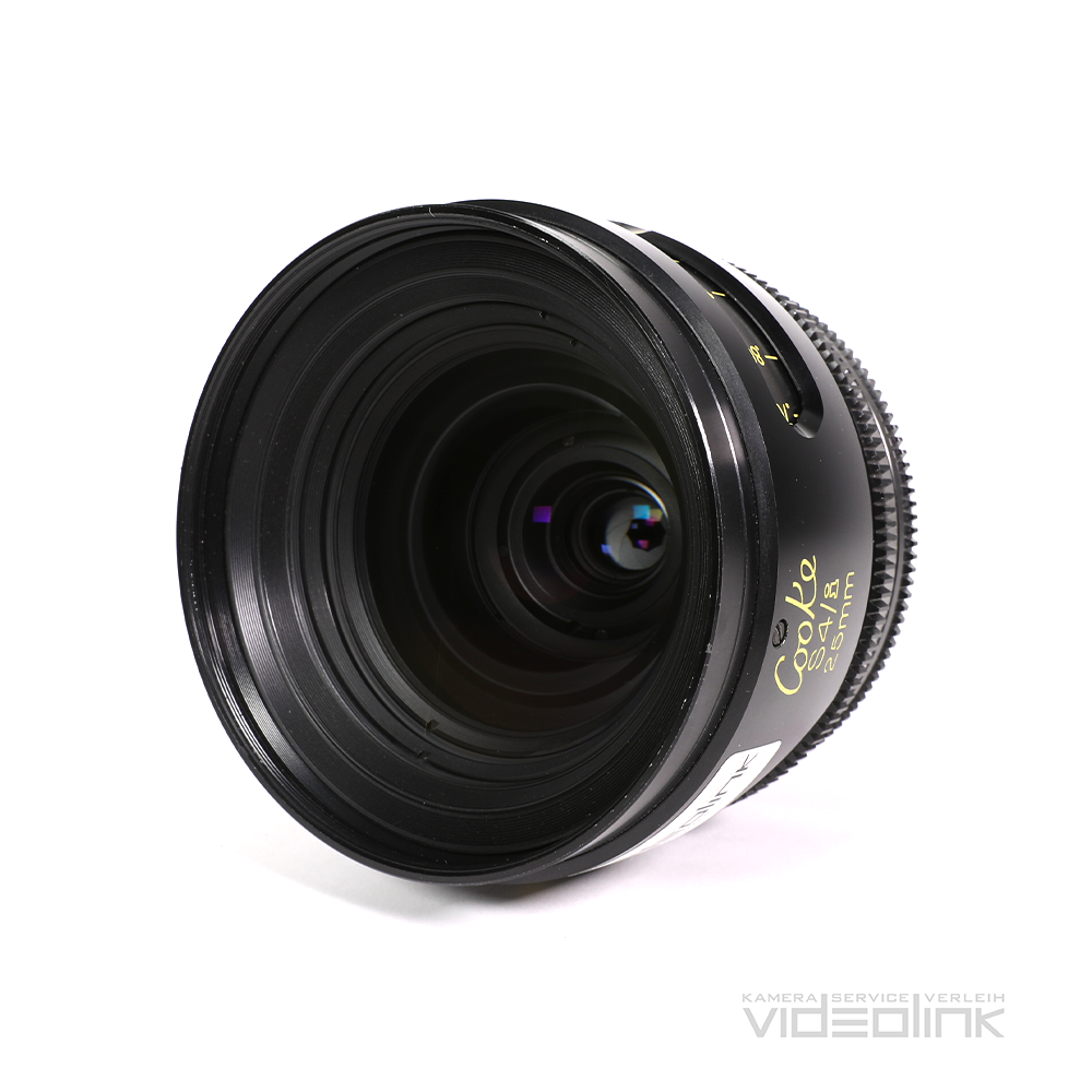 Cooke S4/i 25mm T2.0 | Videolink Munich