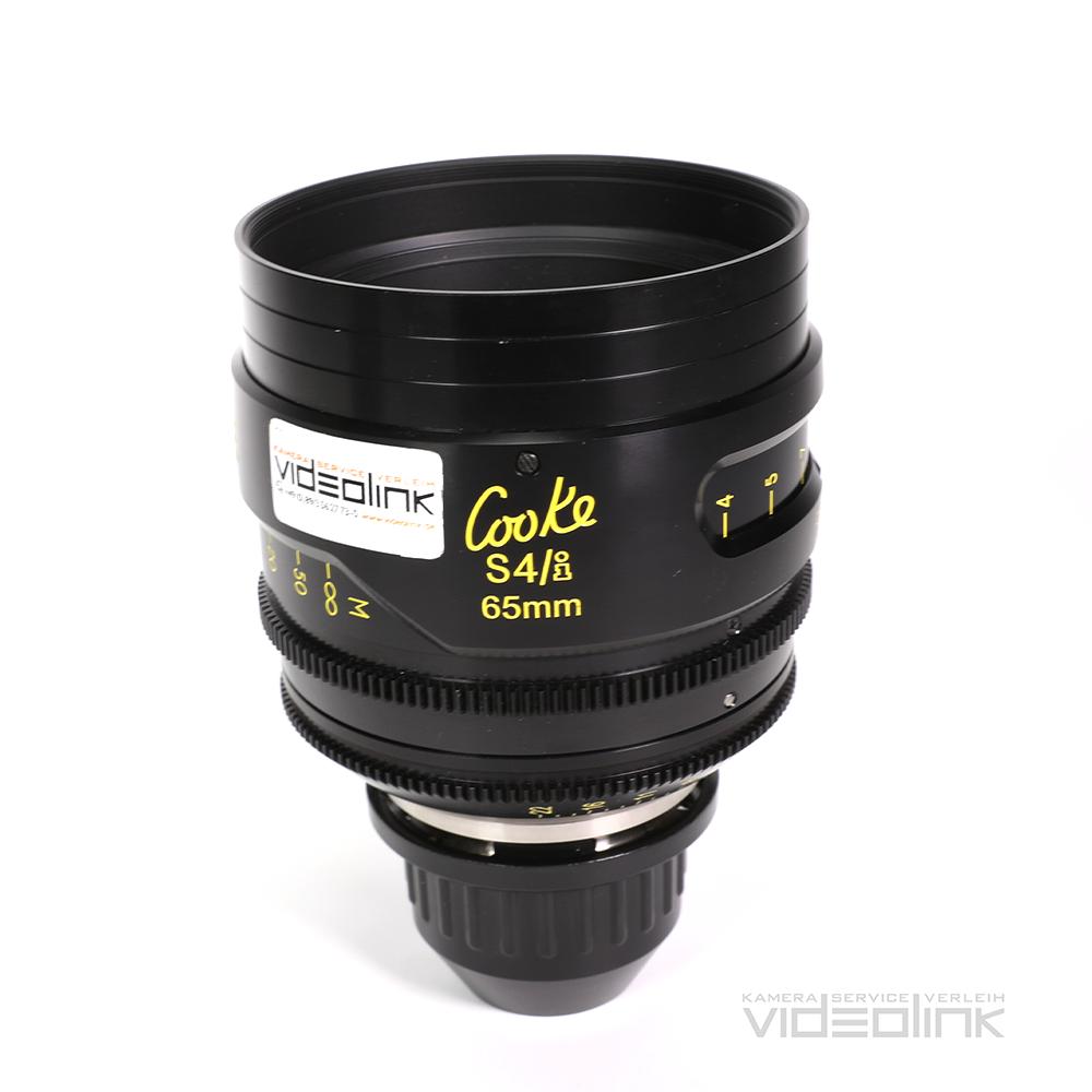 Cooke S4/i 65mm T2.0 | Videolink München