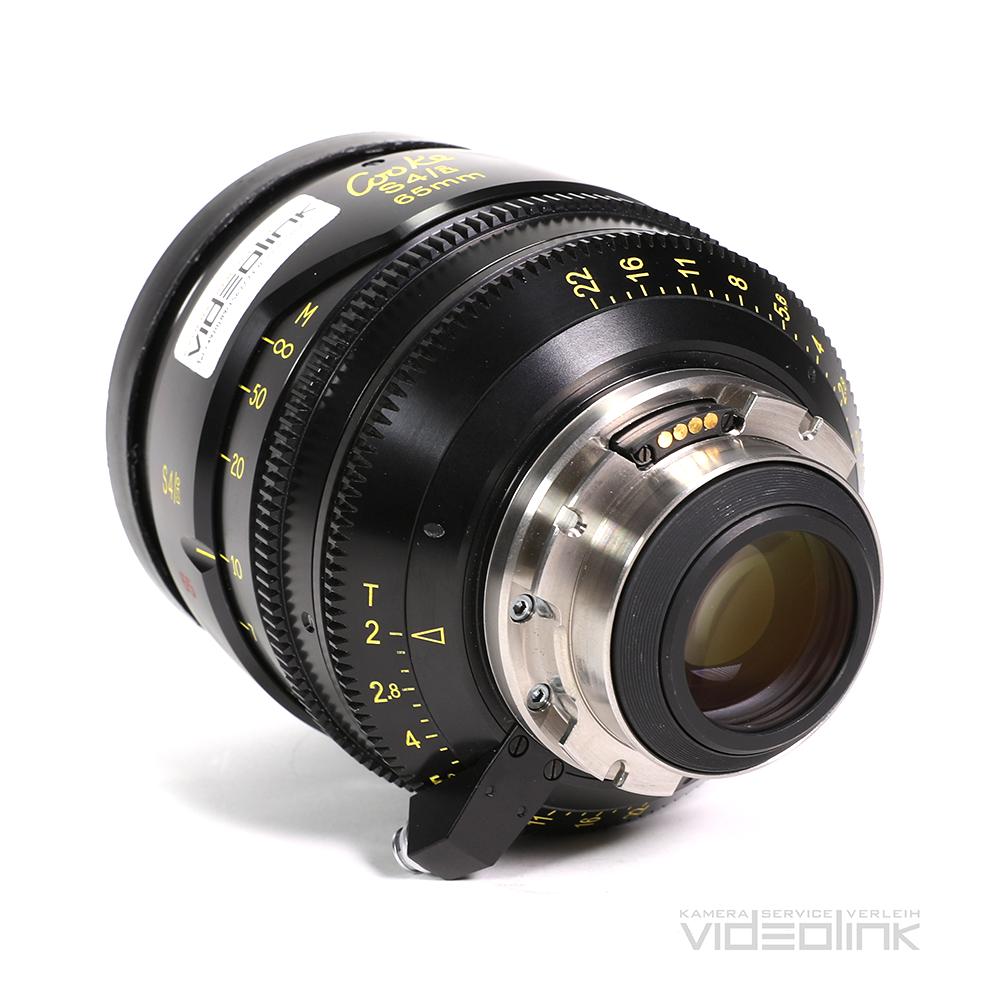 Cooke S4/i 65mm T2.0 | Videolink Munich