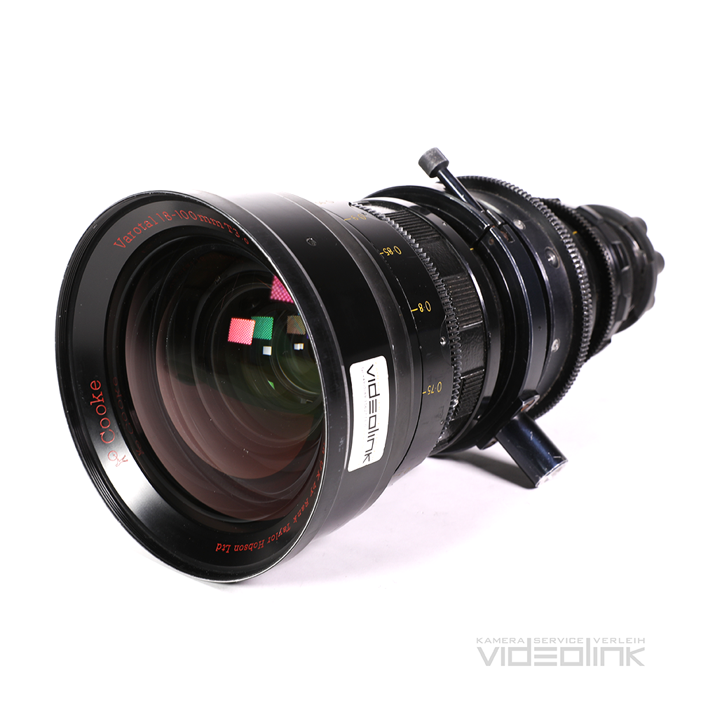 Cooke Varotal Zoom 18-100mm T3.0 | Videolink Munich