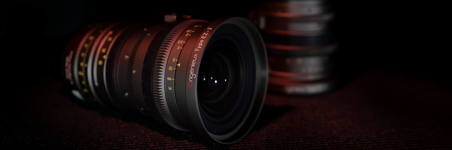Angenieux EZ-2 Zoom 15-40mm/22-60mm T1.9/T2.9 | Videolink Munich