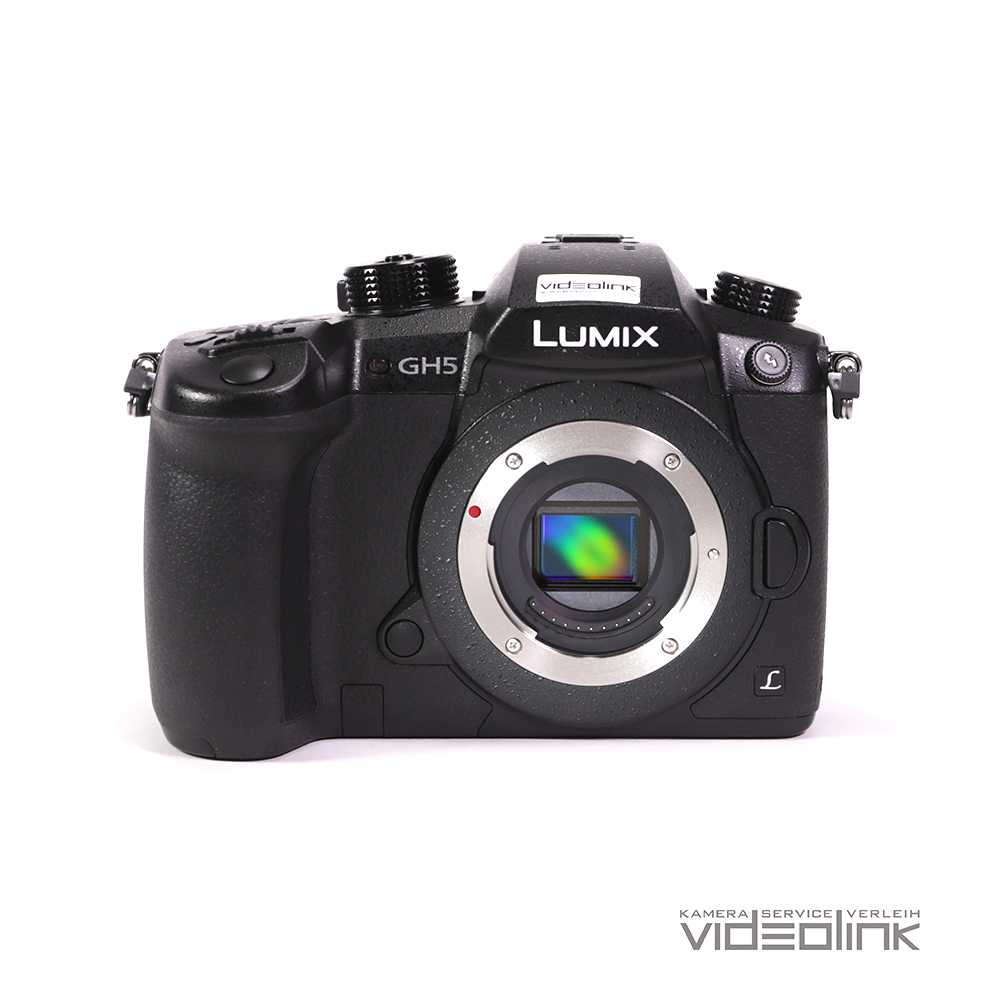 Panasonic Lumix GH5 | Videolink Munich