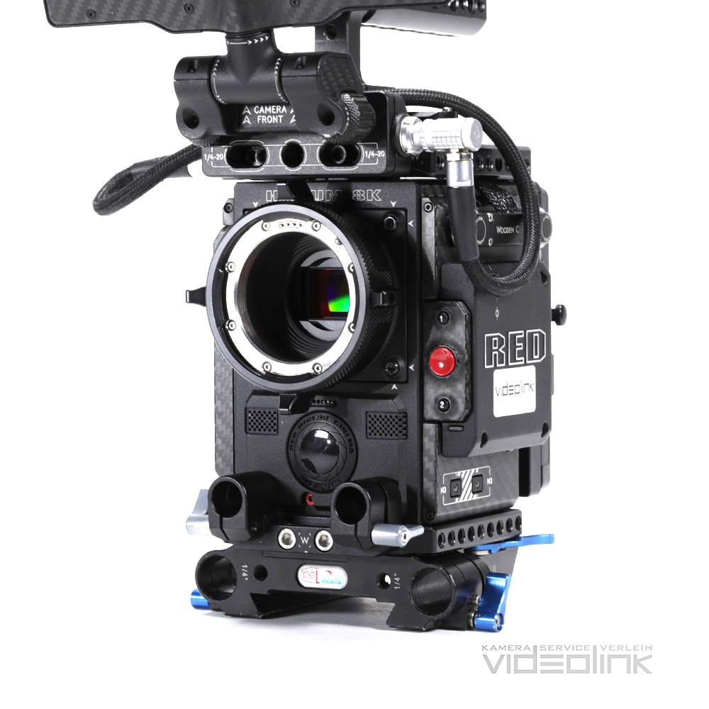 RED WEAPON HELIUM 8K | Videolink Munich