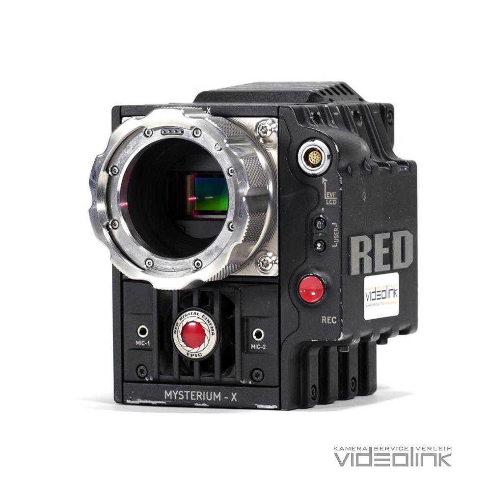 RED Epic-X MYSTERIUM-X | Videolink München