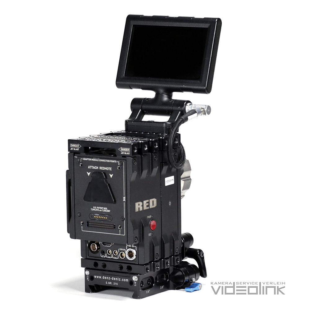 RED Epic-X MYSTERIUM-X | Videolink Munich