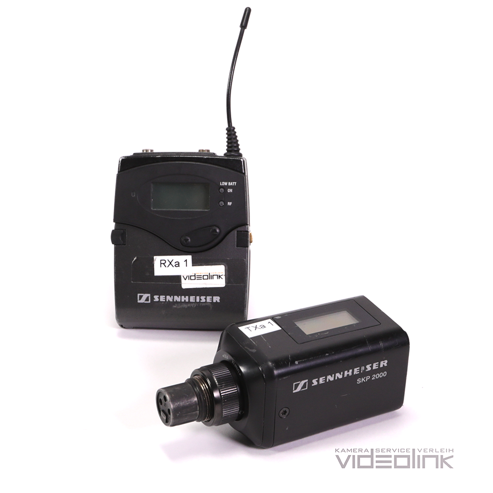 Funkset Sennheiser SKP/EK 2000 | Videolink München