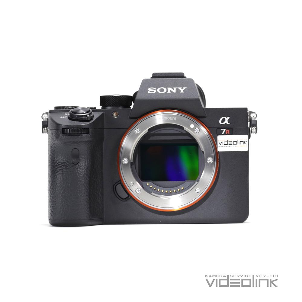 Sony Alpha 7R III | Videolink Munich