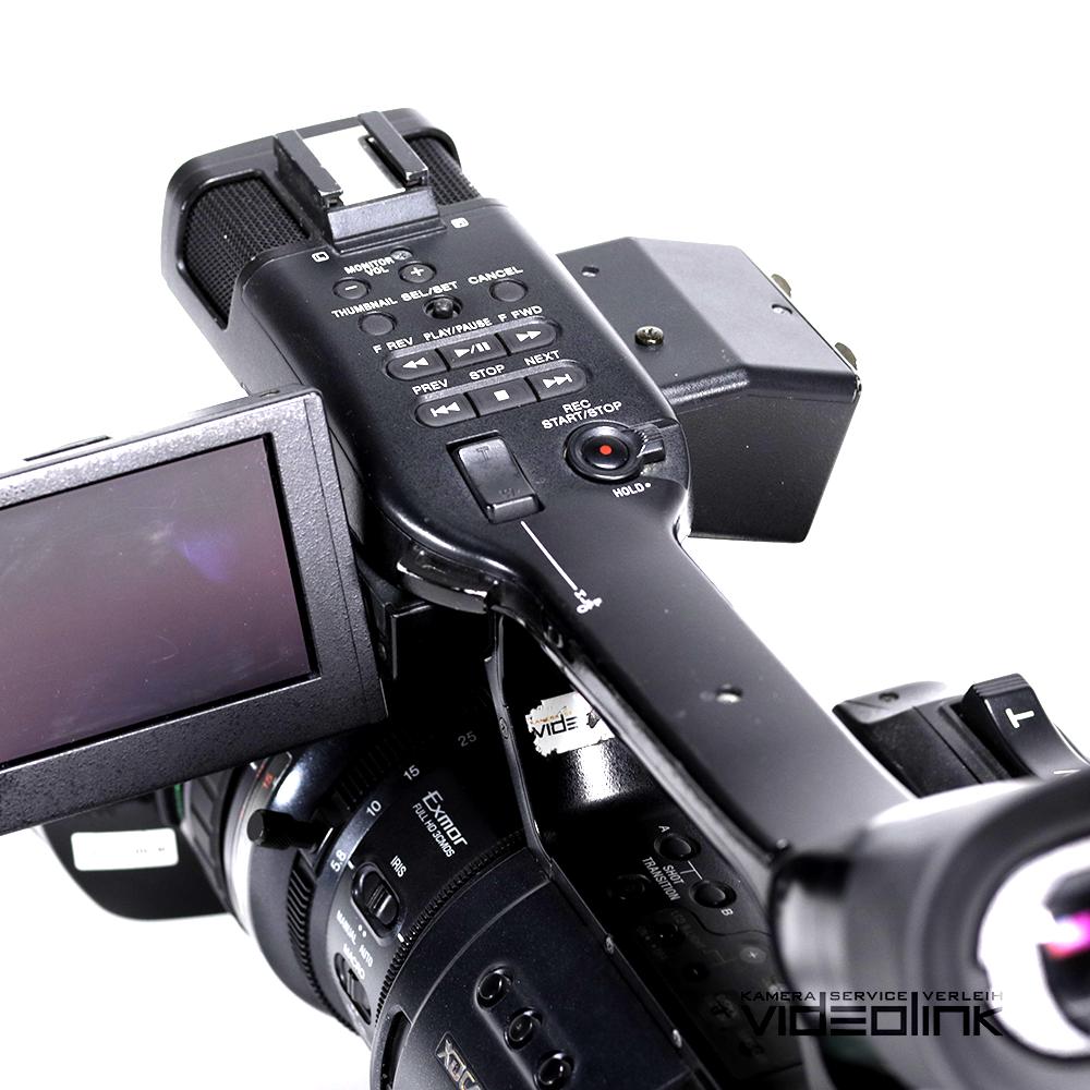 Sony PMW-EX1 | Videolink Munich