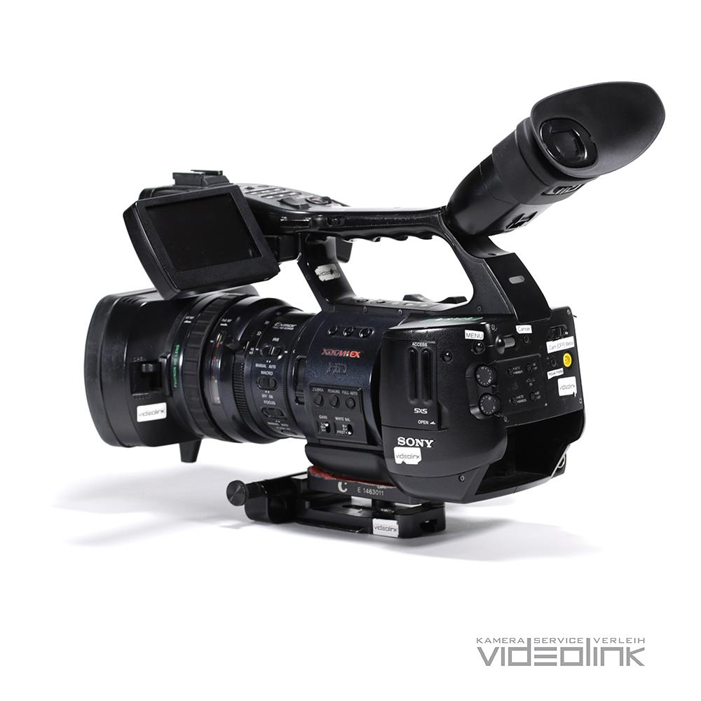 Sony PMW-EX1 | Videolink München