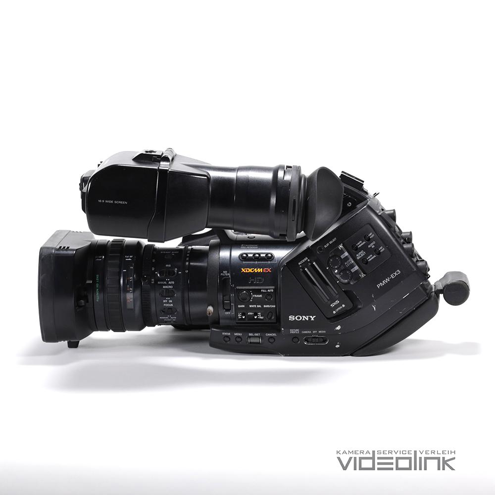 Sony PMW-EX3 | Videolink München
