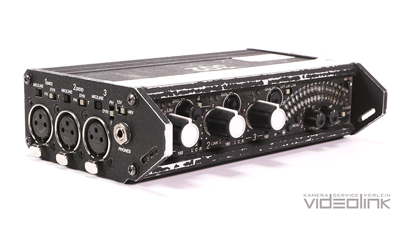 Sound Devices  302 Mixer | Videolink Munich