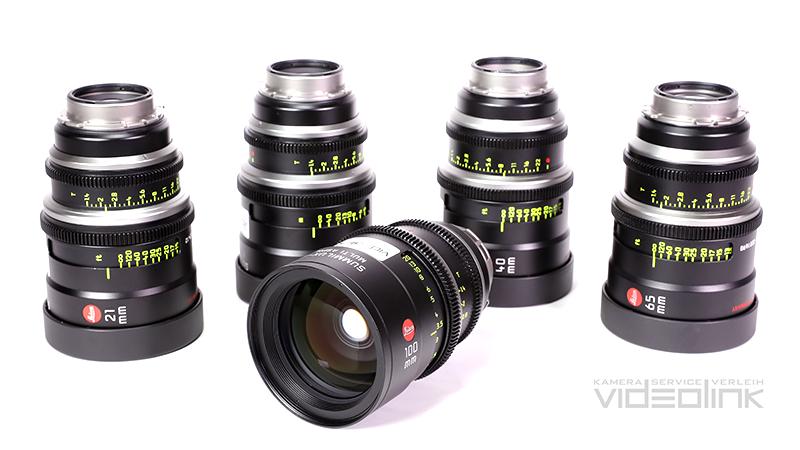 Leica/Leitz Summilux-C Prime 135mm T1.4 | Videolink Munich