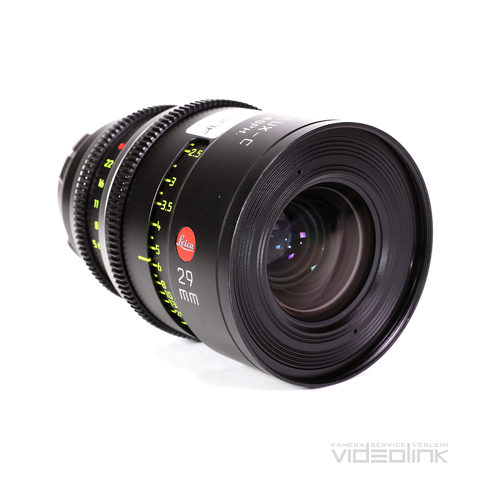Leica/Leitz Summilux-C Prime 21mm T1.4 | Videolink Munich