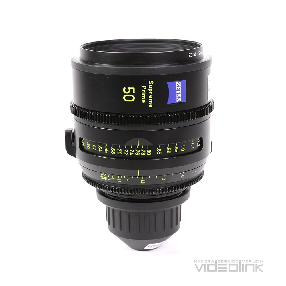 Zeiss Supreme Prime 50mm T1.5 | Videolink Munich