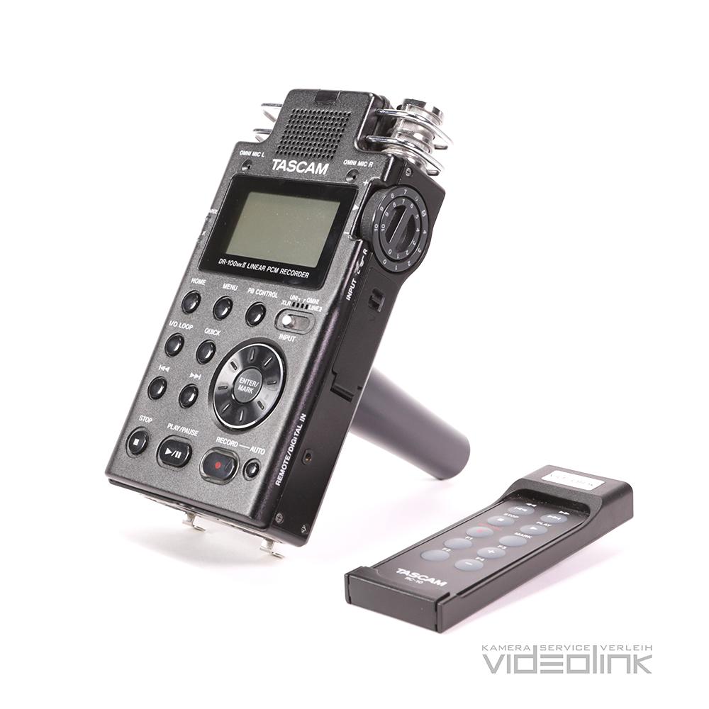 Tascam DR 100 MK2 | Videolink München