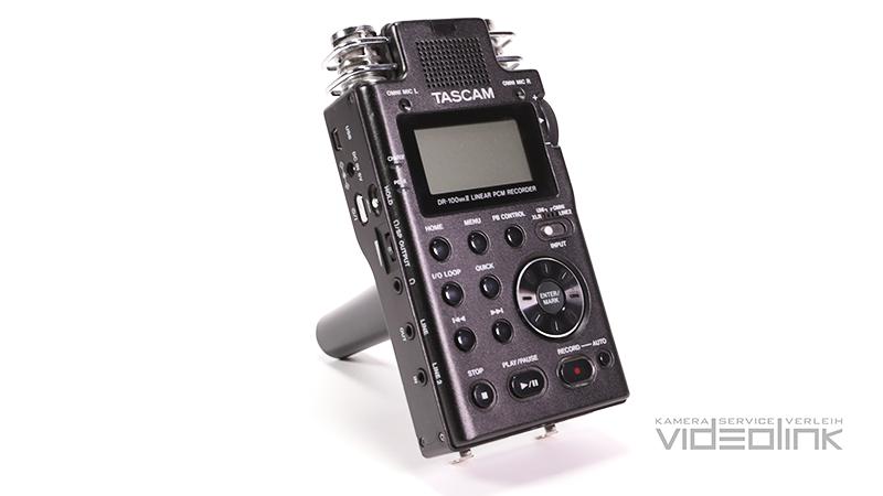 Tascam DR 100 MK2 | Videolink Munich