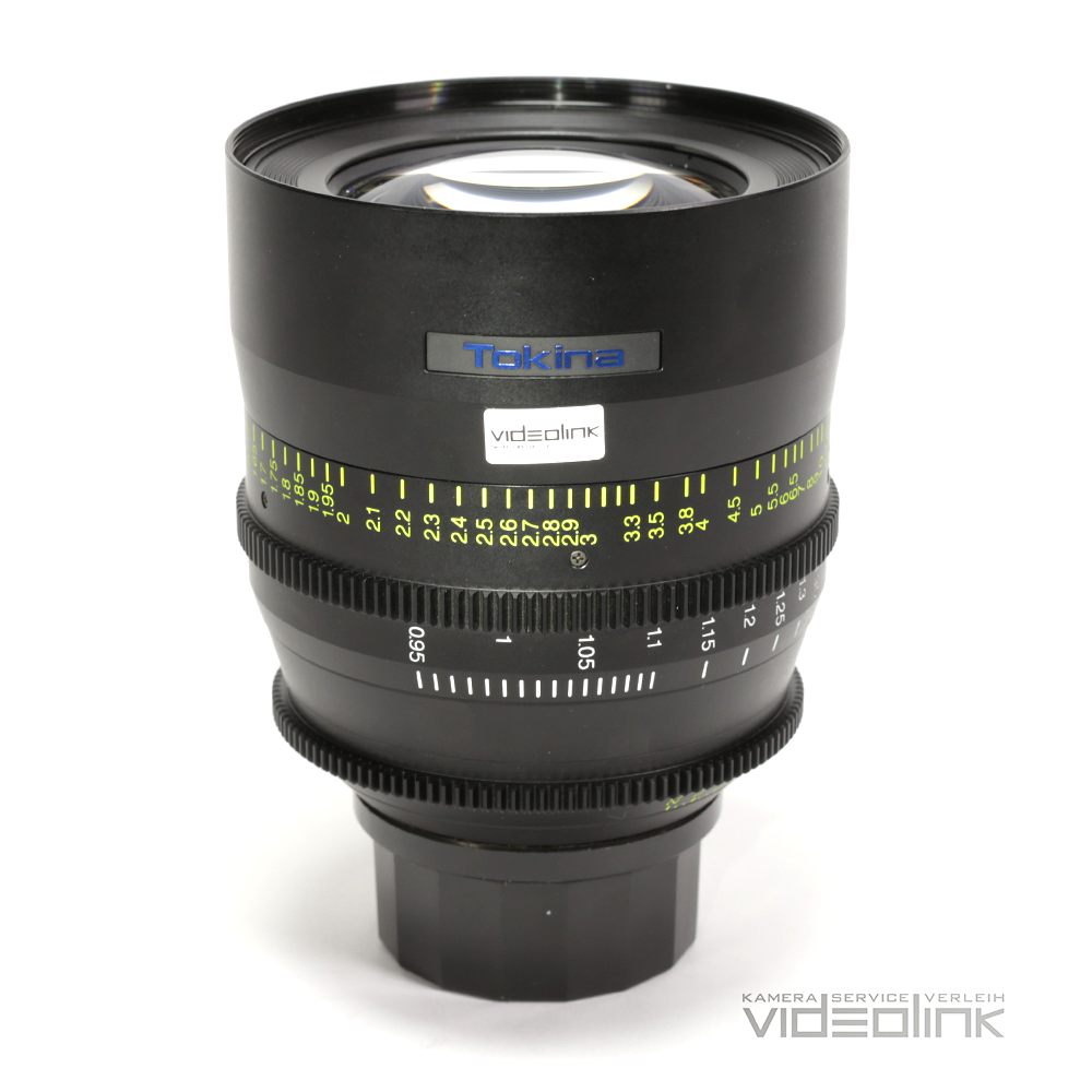 Tokina Vista Prime 85mm T1.5 | Videolink Munich