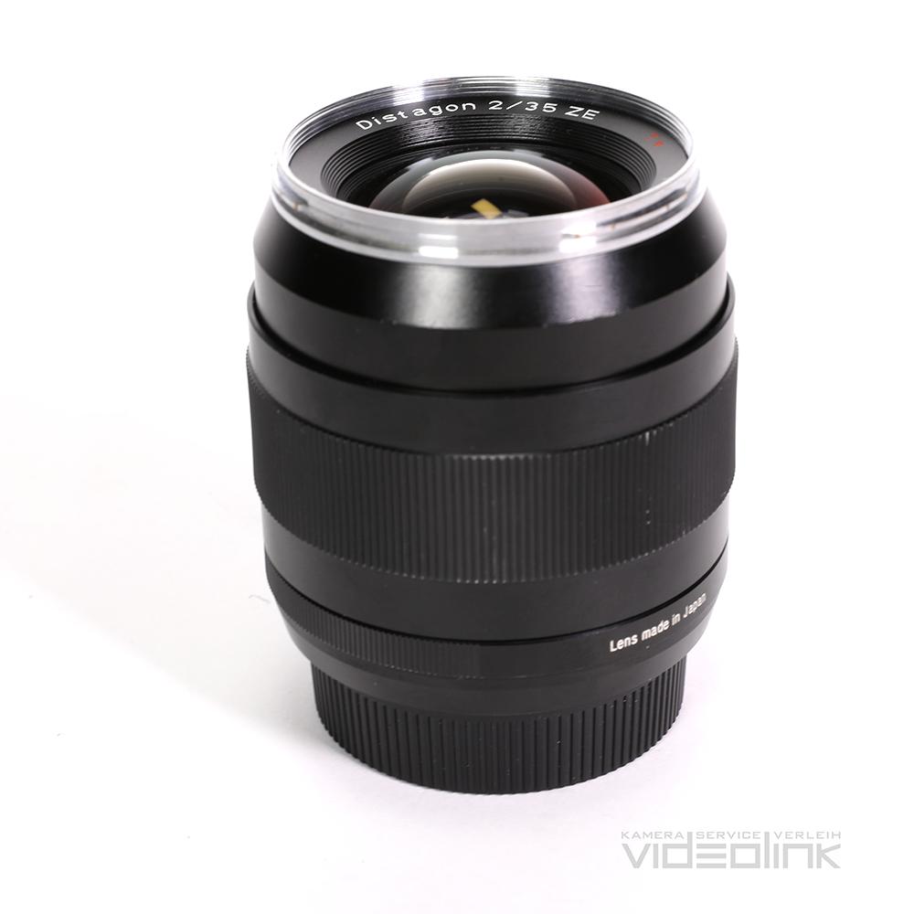 Zeiss ZE Distagon 35mm T2.0 | Videolink Munich