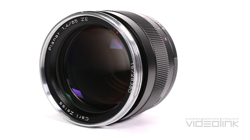 Zeiss ZE Planar 85mm T1.4 | Videolink Munich