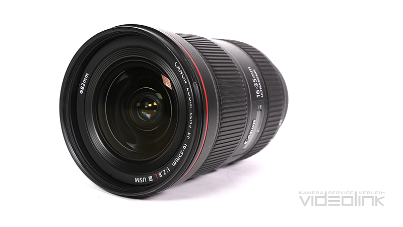 Canon EF 16-35mm F2.8 III | Videolink München