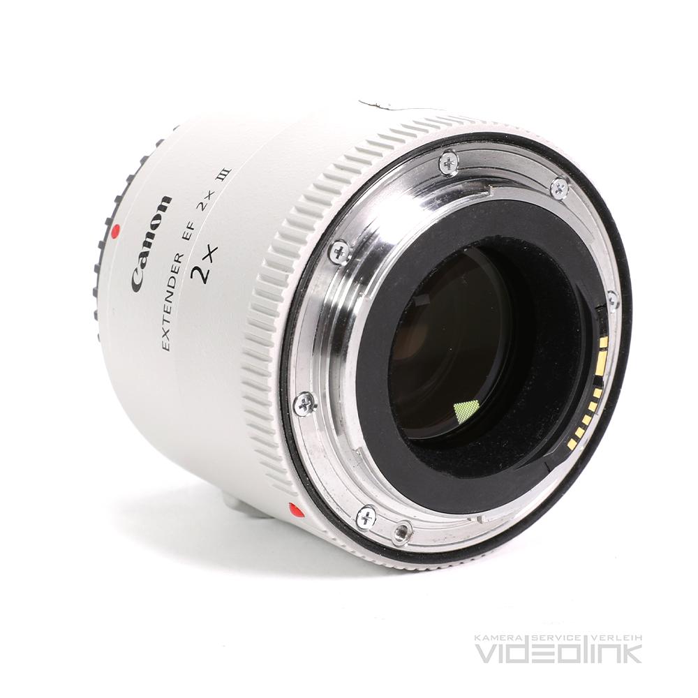 Canon Extender EF 2x III | Videolink Munich