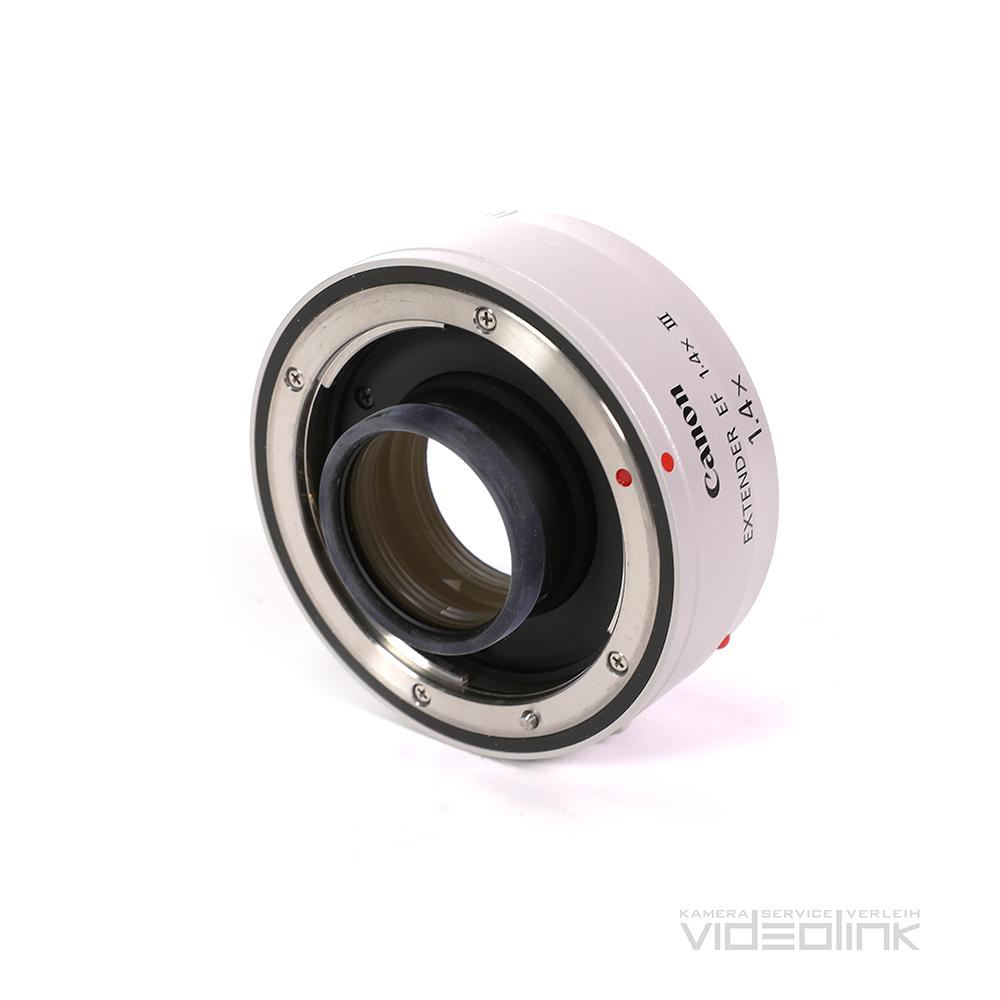 Canon Extender EF 1.4x III | Videolink München