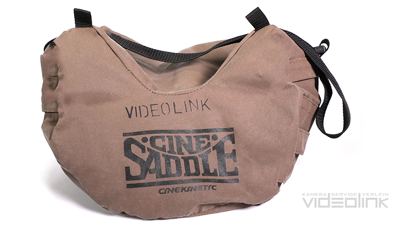 Cine Kinetic Cinesaddle | Videolink Munich