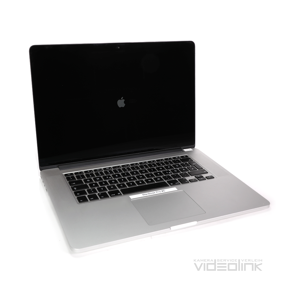 MacBook Pro | Videolink Munich