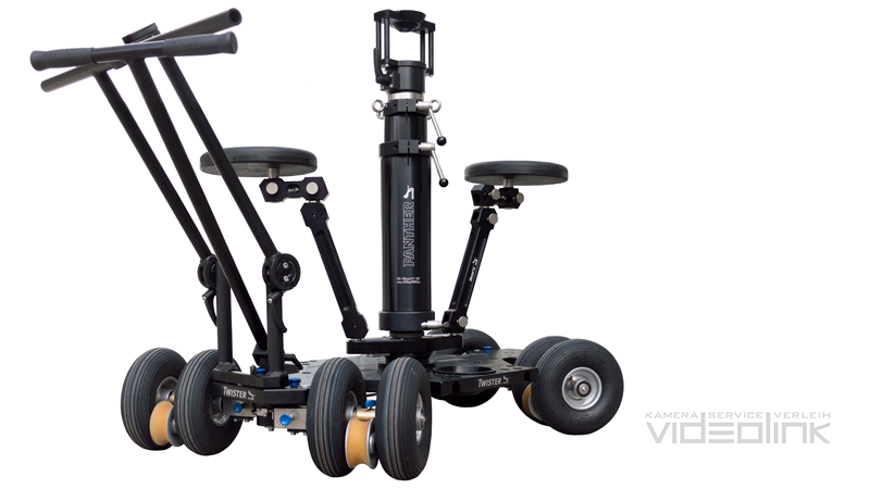Panther Twister Dolly | Videolink Munich
