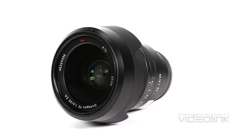 Sony Zeiss Distagon T FE 35mm F1.4 ZA | Videolink München