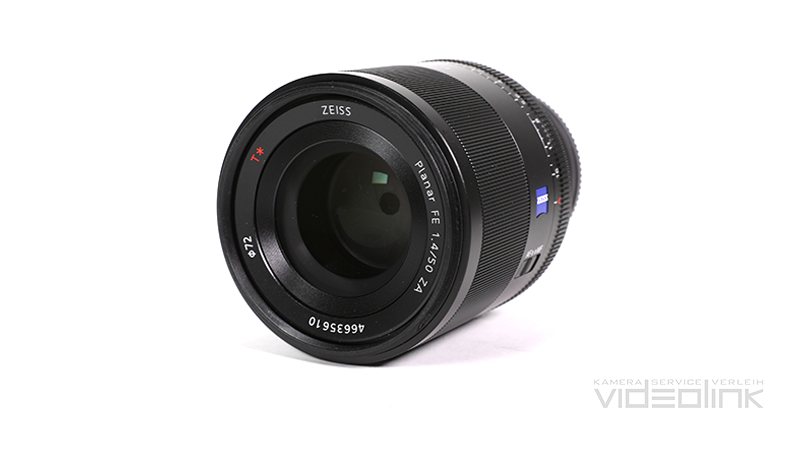 Sony Zeiss Planar T FE 50mm  F1.4 ZA | Videolink Munich