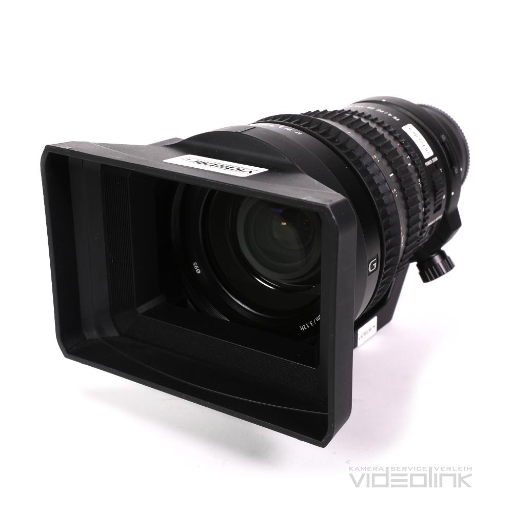 Sony FE PZ 28-135 mm F4 G OSS | Videolink Munich