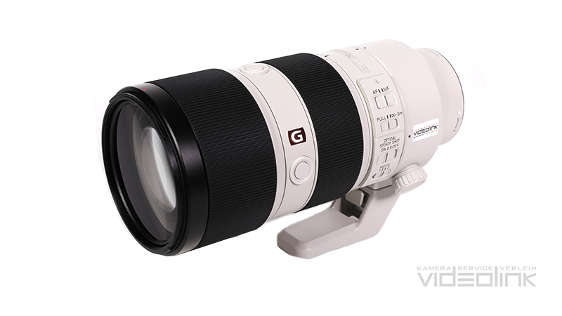 Sony FE 70-200mm F2.8 GM OSS | Videolink Munich
