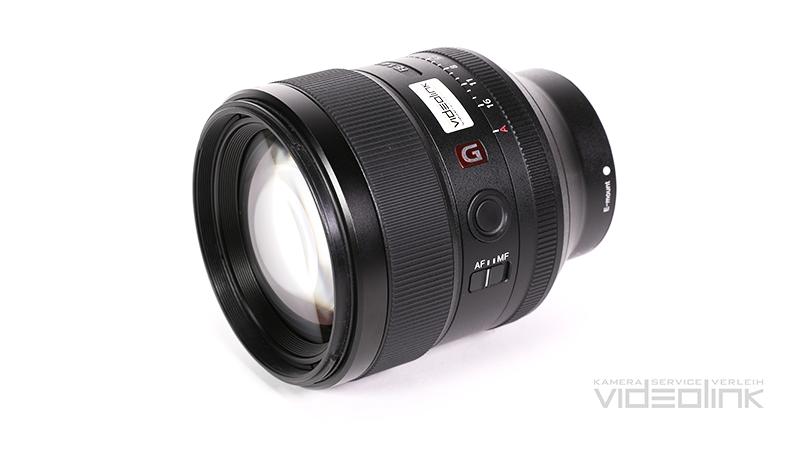 Sony FE 85mm F1.4 GM | Videolink Munich