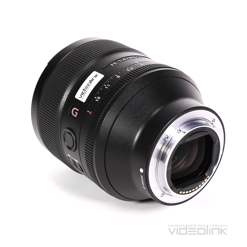 Sony FE 85mm F1.4 GM | Videolink Munich