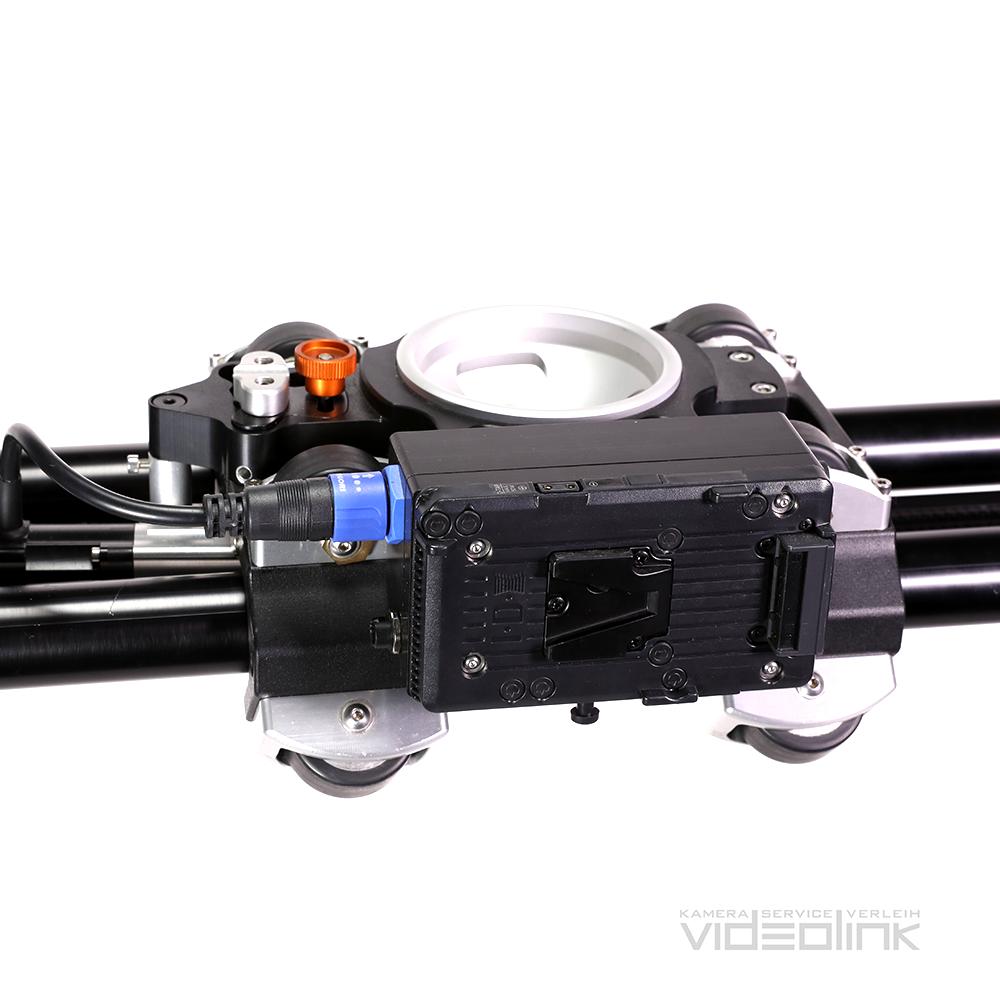 ProSup ted – MotorSlider | Videolink Munich