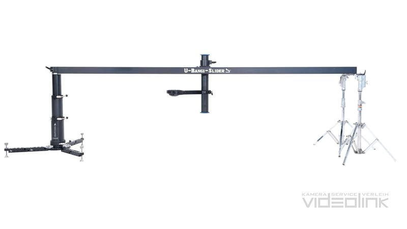 Panther U-Bangi-Slider 120/180cm | Videolink Munich